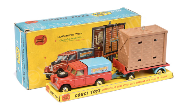 Corgi No.GS19 Gift Set