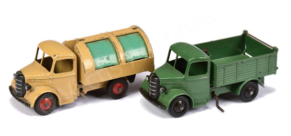 PAIR inc Dinky No.25m/410 Bedford End Tipper