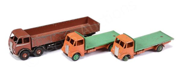 GRP inc Dinky No.501 Foden (1st type) Diesel