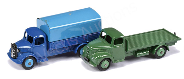 PAIR inc Dinky No.30s/413 Austin Covered Truck