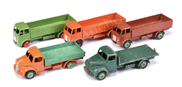 GRP inc Dinky No.30m/414 Dodge Dumper Truck