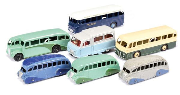 GRP inc Dinky Buses No.29e Single Deck Bus