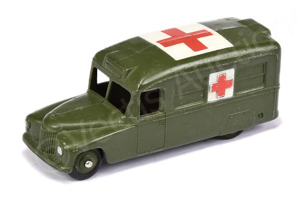 Dinky No.30HM/624 Daimler Military