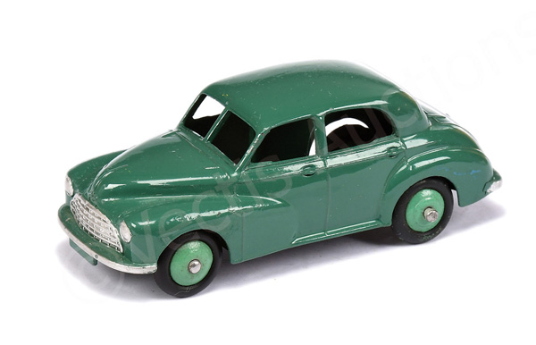 Dinky No.40g/159 Morris Oxford - green body
