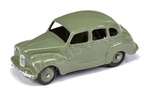 Dinky No.40d/152 Austin Devon - sage green
