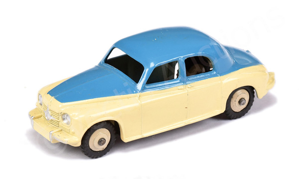Dinky No.140b/156 Rover 75 - two-tone blue