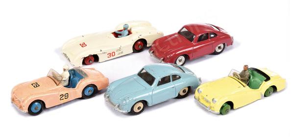 GRP inc Dinky No.182 Porsche 356A; No.111