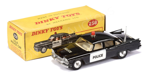Dinky No.258 Dodge Royal Sedan