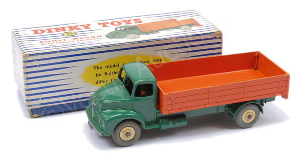 Dinky No.932/532 Leyland Comet Wagon with hinged