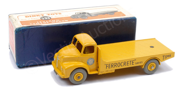 Dinky No.533 Leyland Comet Cement Wagon