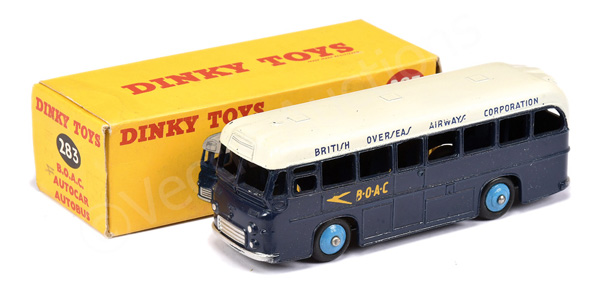 Dinky No.283 Airport Coach