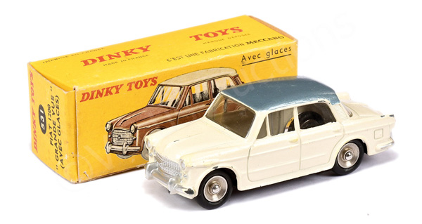 French Dinky No.531 Fiat 1200