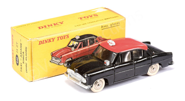 French Dinky No.24ZT/542 Simca Ariane