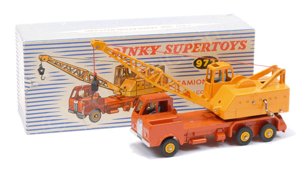 French Dinky No.972 Camion Grue