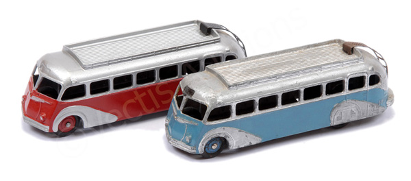 PAIR inc French Dinky No.29e Isobloc - silver