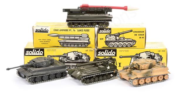 GRP inc Solido Military No.218 Char Amphibie