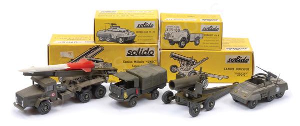 GRP inc Solido Military No.200 Combat Car