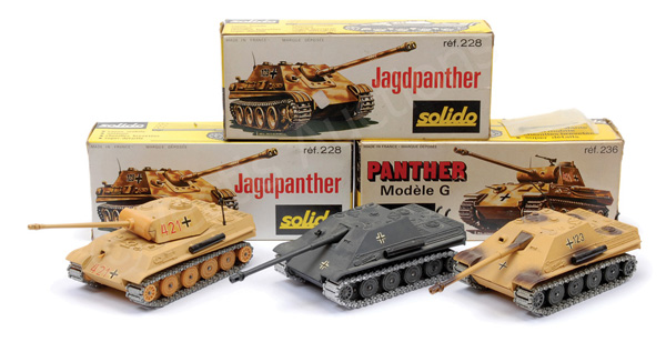 GRP inc Solido Military No.228 Jagdpanther