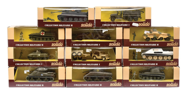 GRP inc Solido Military No.6064 Panther Tank