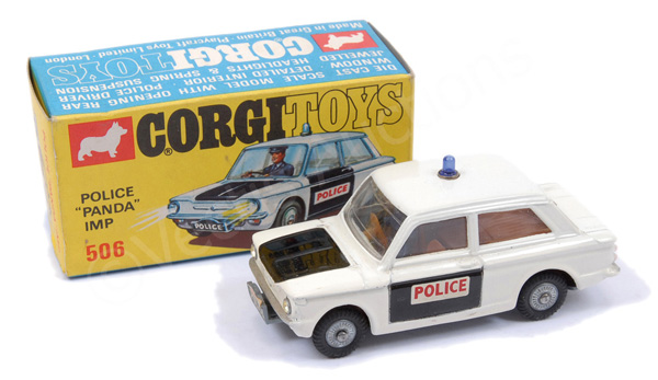 Corgi No.506 Sunbeam Imp