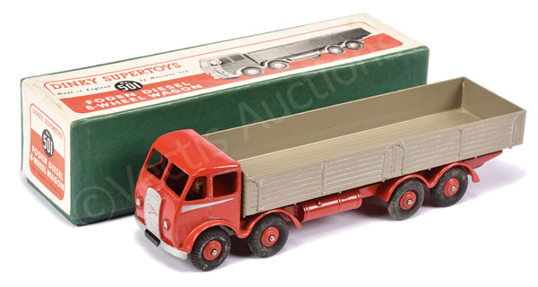 Dinky No.503 Foden (1st type) Diesel 8-wheel