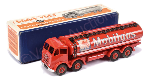 Dinky No.504 Foden (2nd type) 14-ton