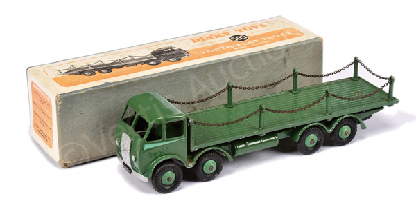 Dinky No.505 Foden (1st type) Flat Truck