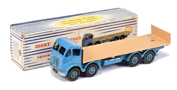 Dinky No.903 Foden (2nd type) Flat Truck