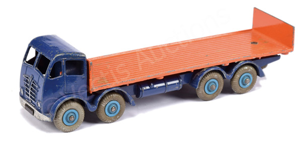Dinky No.503 Foden (2nd type) Flat Truck