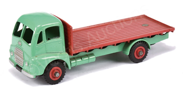 Dinky No.432 Guy Warrior Flat Truck