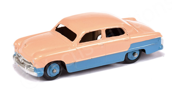 Dinky No.170 Ford Sedan - two-tone low-line