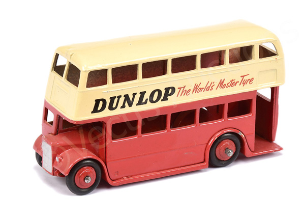 Dinky No.29c/290 Double Decker Bus