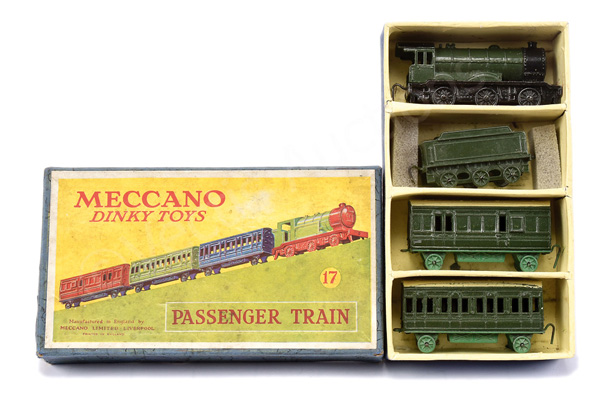 Dinky (Meccano) No.17 Passenger Train