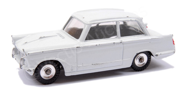 Dinky No.189 Promotional Triumph Herald - pale