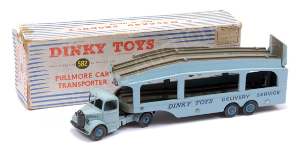 Dinky No.582 Bedford Pullmore Car Transporter