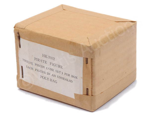 Corgi No.HK7032 Pirate Figure sealed box