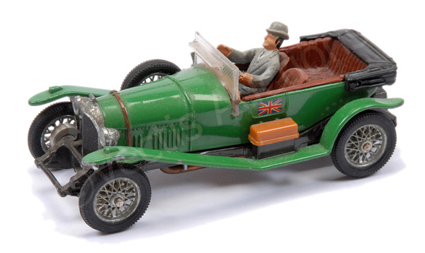 Corgi Original Classics Vintage Bentley