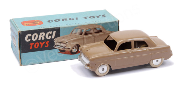 Corgi No.200 rare factory Pre-production Ford