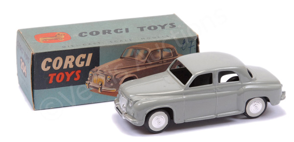 Corgi No.204 rare factory Pre-production Rover