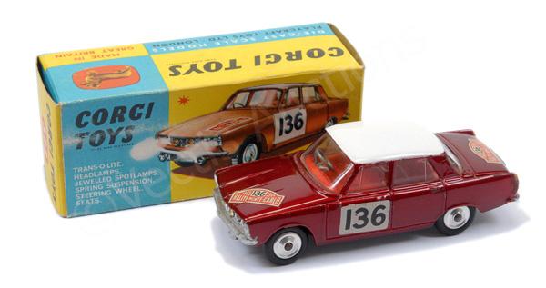 Corgi No.322 Rover 2000