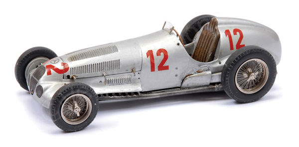 Western Models (1/24th scale) Mercedes Racer