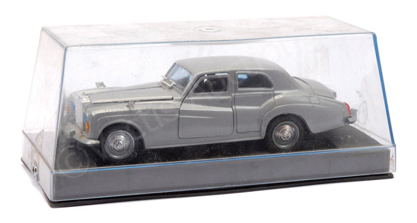 Nacoral (1/24th scale) Rolls Royce Silver Cloud