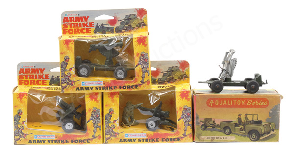 GRP inc Lone Star Army Strike Force No.1524
