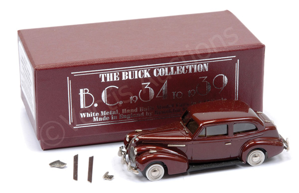Brooklin Models (The Buick Collection) No.BC017