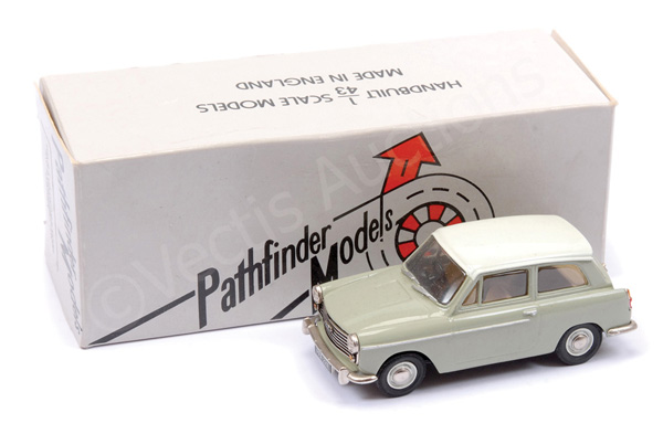 Pathfinder Models No.PFM29 Austin A40 - overall