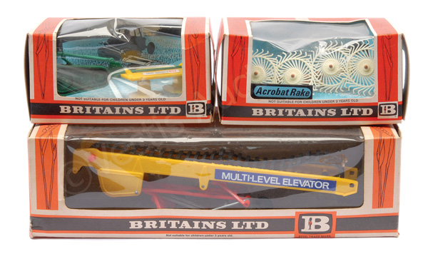 GRP inc Britains Farm Implements No.9537 Acrobat