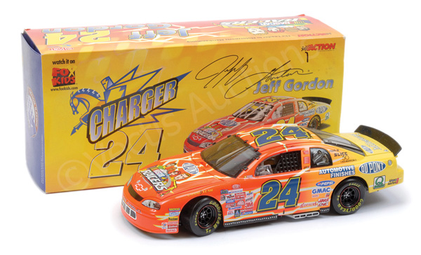 Action Racing Collectables (1/18th scale) -