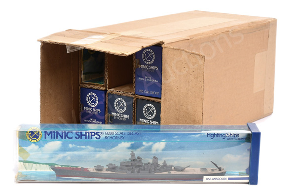 Minic Ship (Hornby) trade pack 6 No.M741