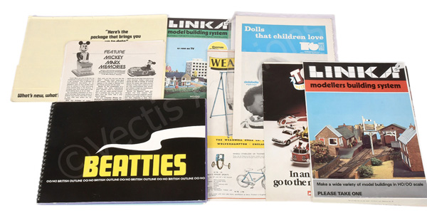 Wearwell colour folded Leaflet; Linka (OO scale)