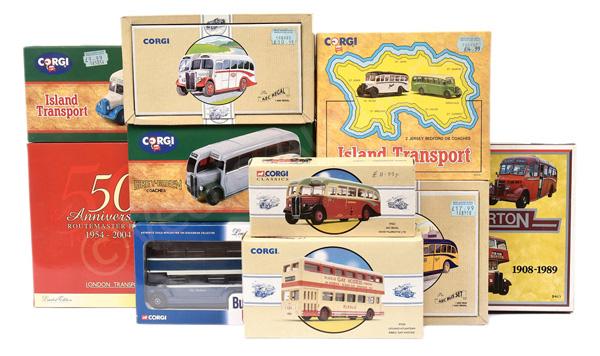 GRP inc Corgi Classics Buses No.CC25904